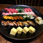 板前寿司の鮨